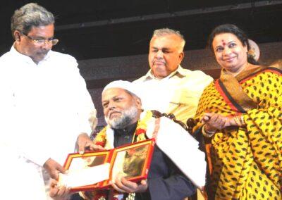 Rajyotsava Award-2013